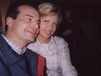 Bryan and Joan in Amsterdam!